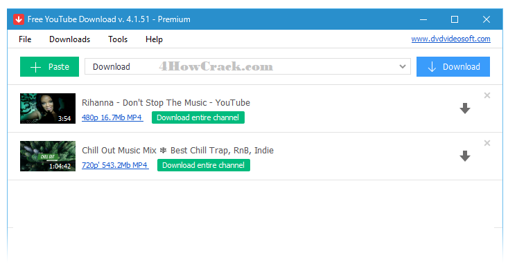 Free YouTube Download Premium 4 2 19 902 With Crack | 4HowCrack