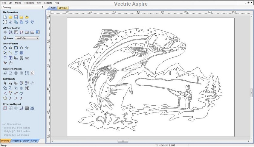 Vectric Aspire 9 514 Crack Latest Version Free Download | 4HowCrack