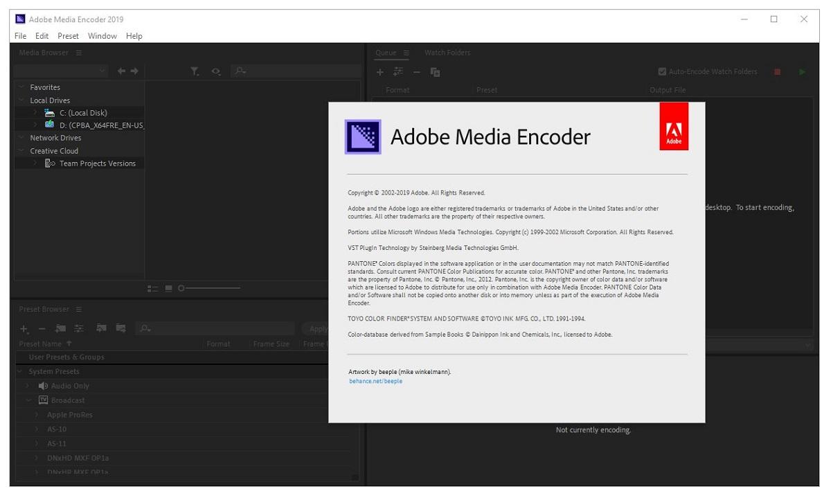 Adobe Media Encoder CC 2019 v13 1 3 45 With Crack | 4HowCrack
