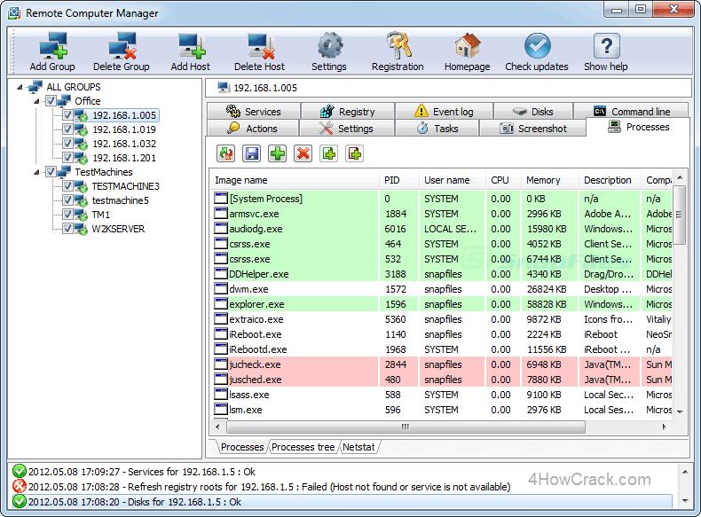 Remote Computer Manager 6 1 0 Enterprise With Crack | 4HowCrack