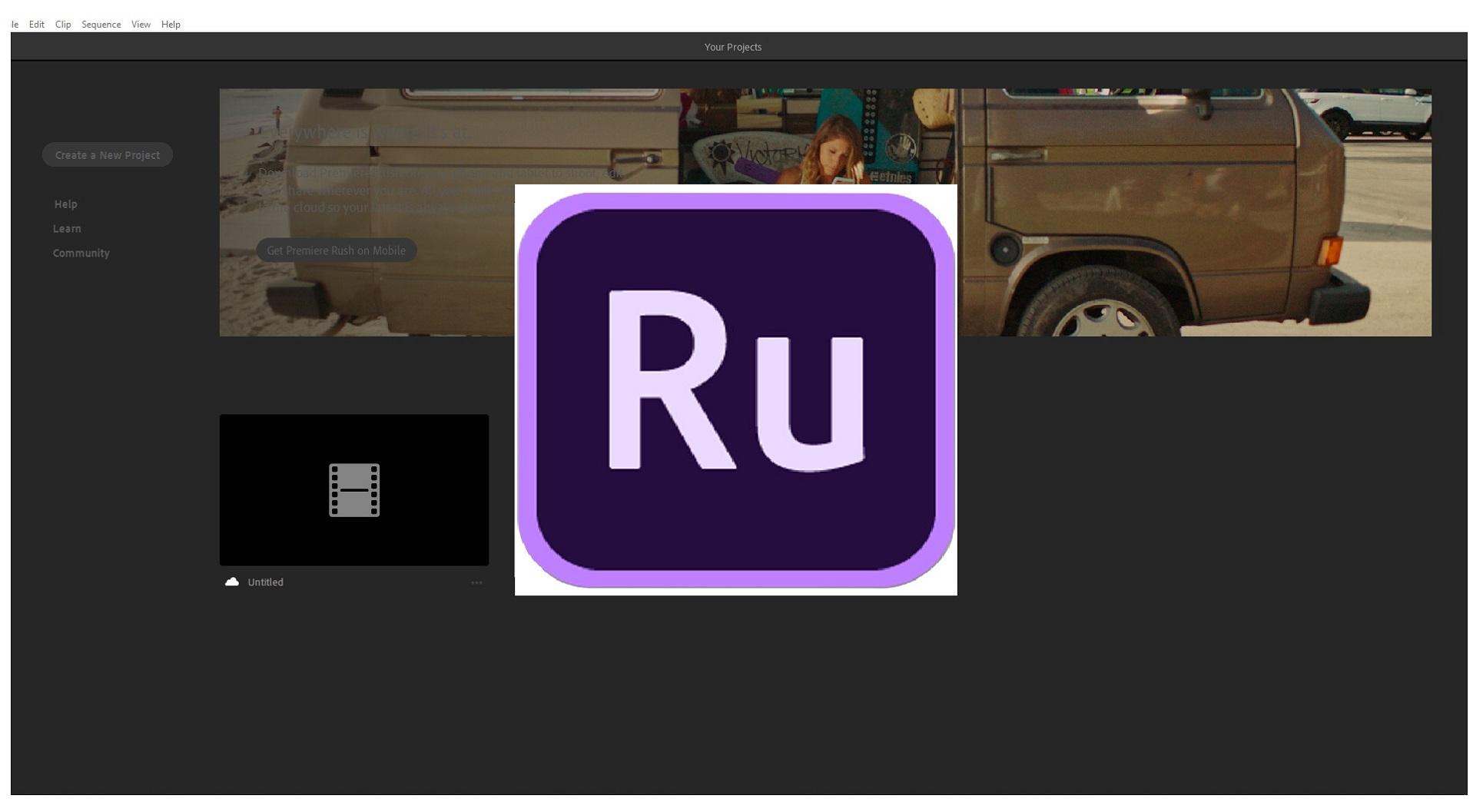 Adobe Premiere Rush CC v1 2 With Full Crack | 4HowCrack