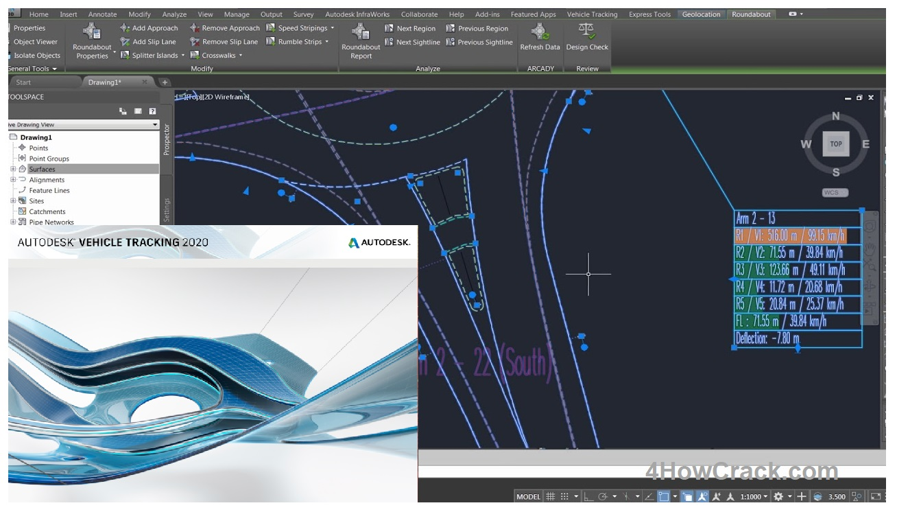 Autodesk Vehicle Tracking 2020 (x64) With Crack | Crack Mac